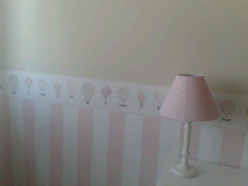 Decorando la habitaci n del beb yademasmamas - Habitaciones infantiles pintadas a rayas ...
