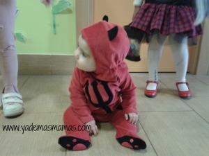 disfraz Halloween 2012